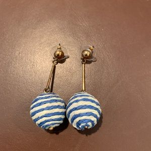J. Crew Dangling Earrings